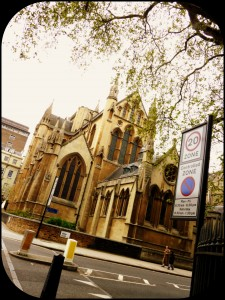 Church of Christ the King London