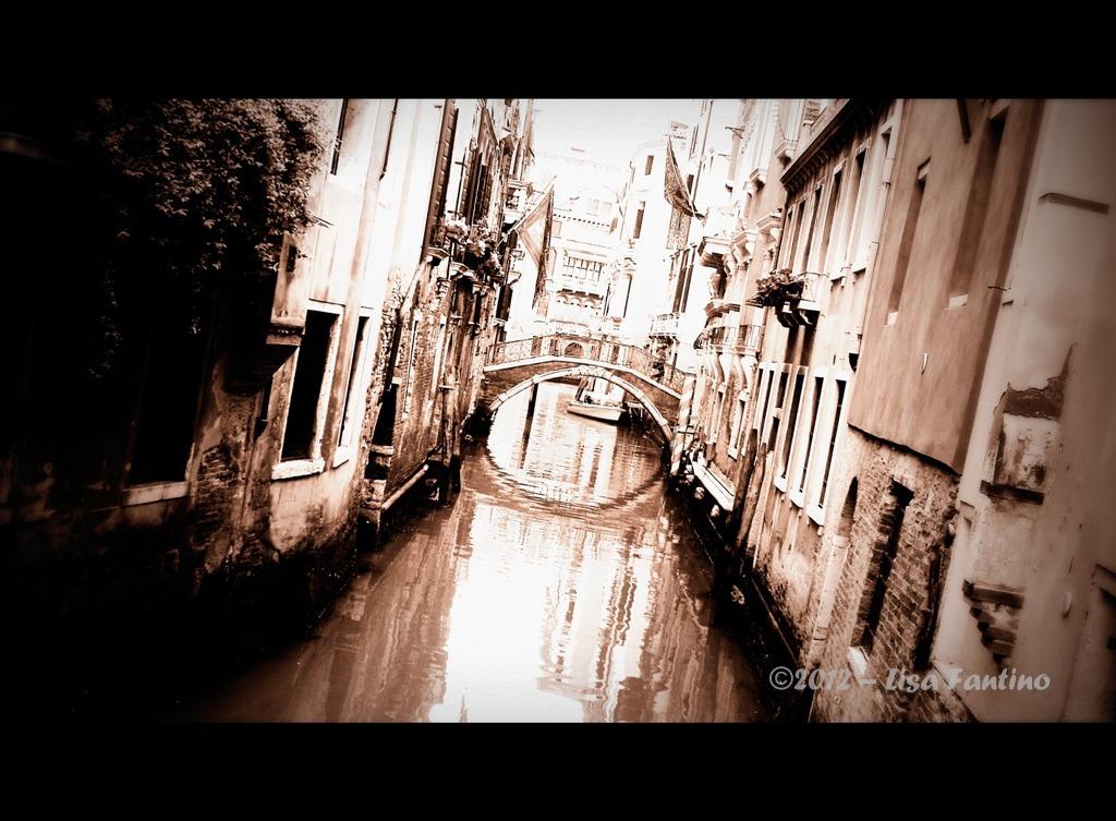 Shadows Italy Venice
