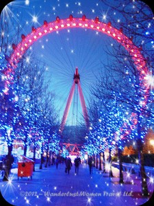 Christmas on London's Southbank