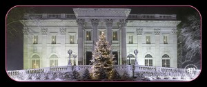 Christmas at Marble House Newport