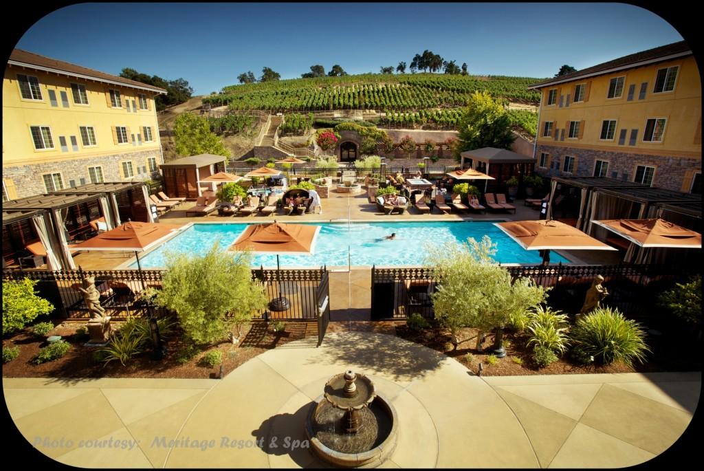 Napa Resort getaway