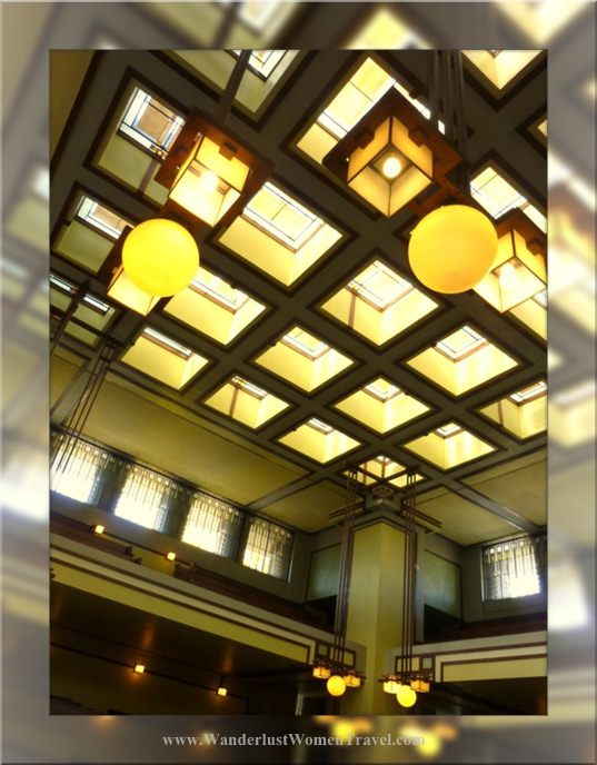 Unity Temple Skylights