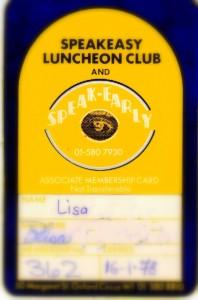 London Speakeasy Club