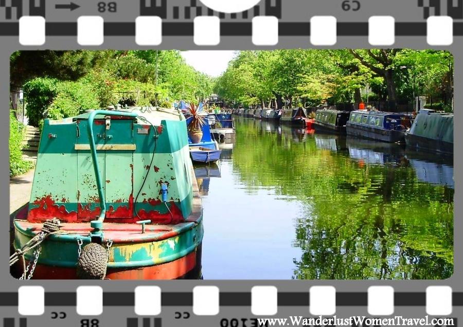 Film in Little Venice