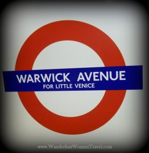 Warwick Avenue Tube