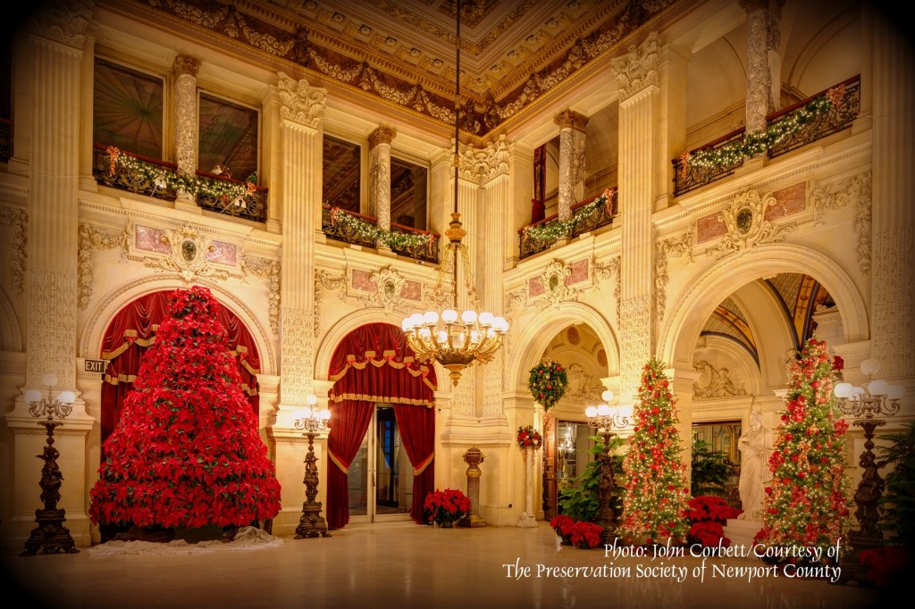 The Breakers at Christmas