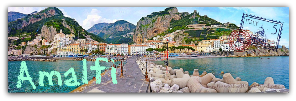 Amalfi City Guide