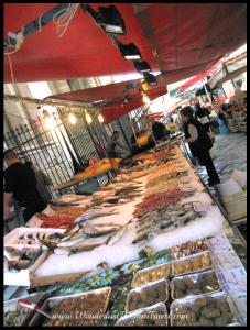 Palermo market