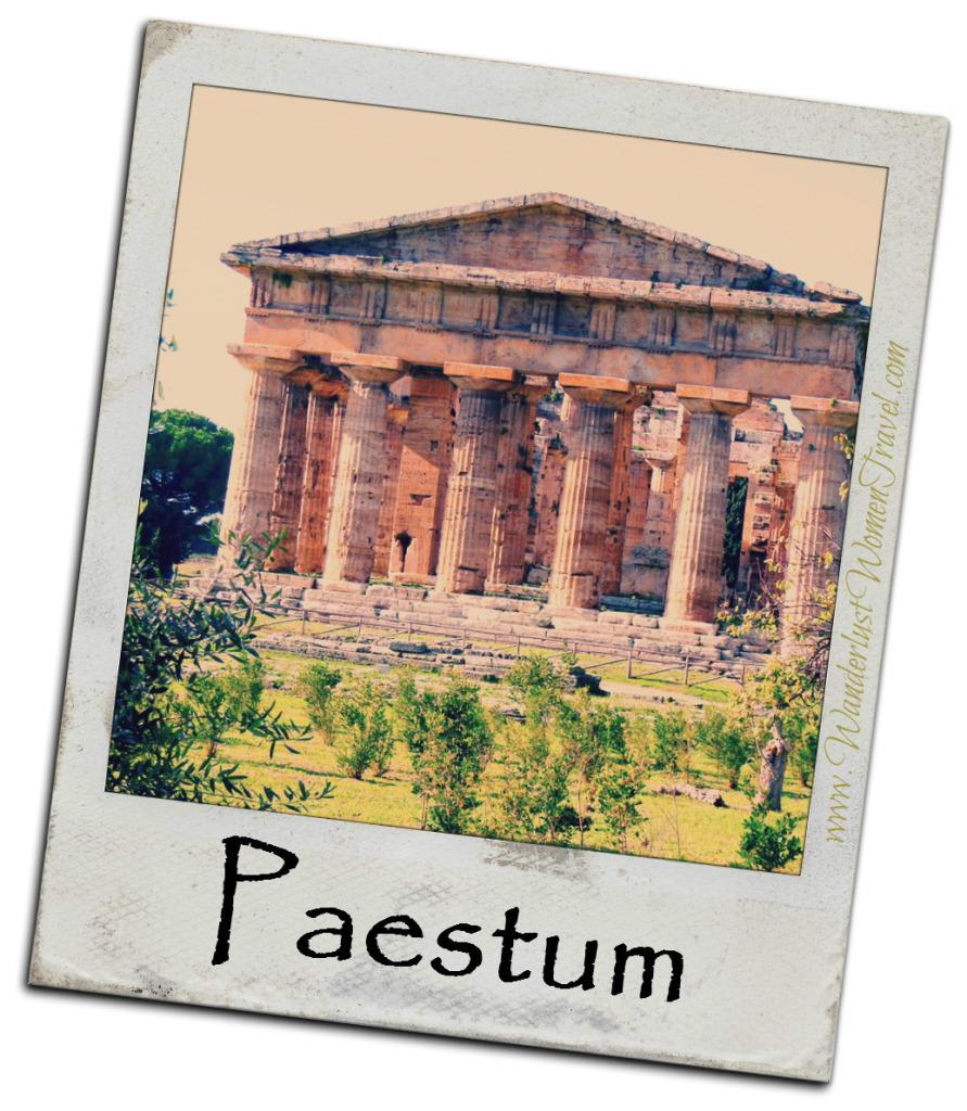 Ancient Paestum