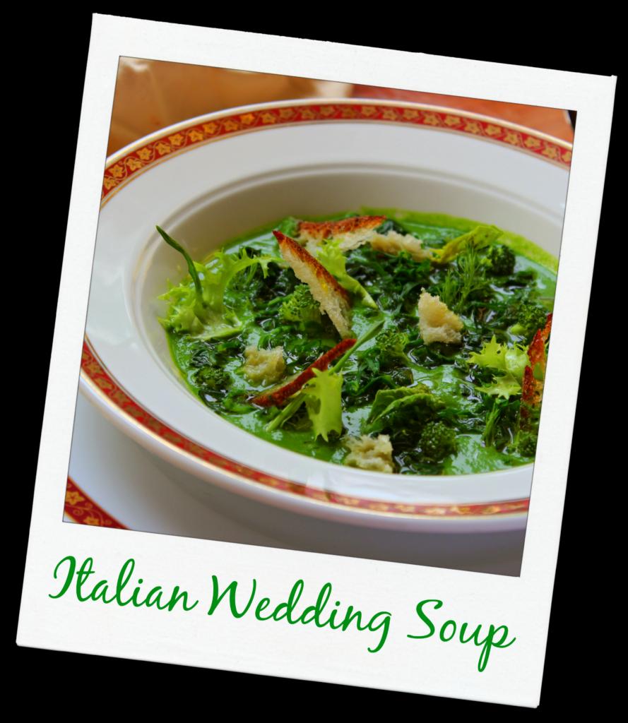 italian-wedding-soup recipe