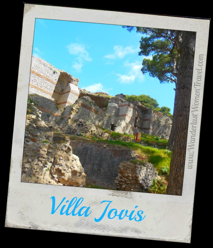 Capri 39 S Villa Jovis Wanderlust Women Travel