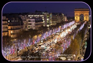 Christmas Champs Elysees