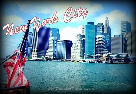 Travel NYC Skyline