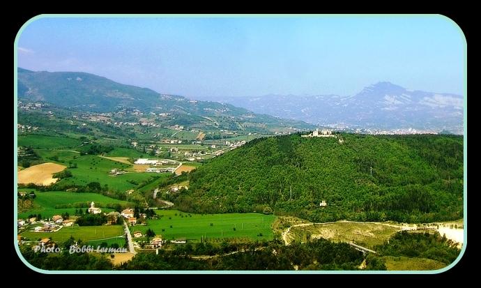 Abruzzo Valley
