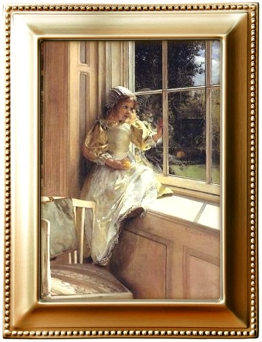 Sunshine by Laura Alma Tadema