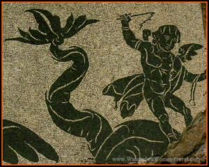 Mosaic di Caracalla