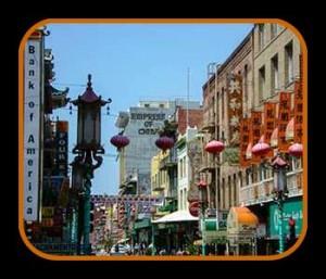 San Fran Chinatown.Olivia Sumner