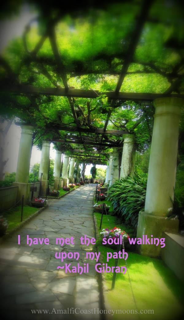 Gardens Villa San Michele