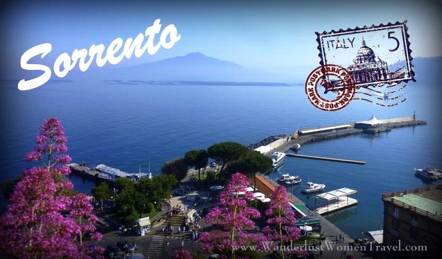 Sorrento City Guide