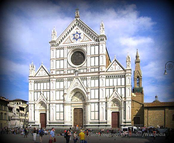 Italian Florence: The Temple Of The Italian Glories · Wanderlust Women Travel™