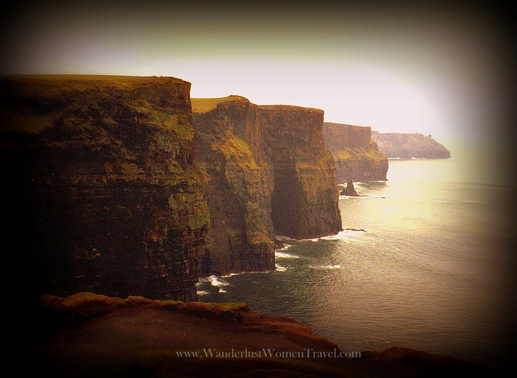 Ireland's majestic Cliffs of Moher
