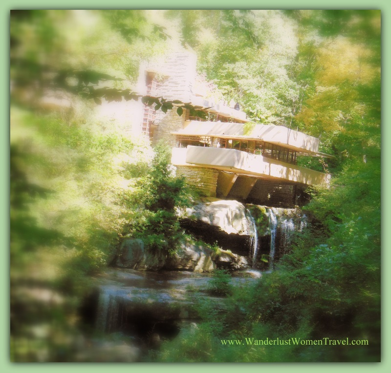 Fallingwater Wright weekend