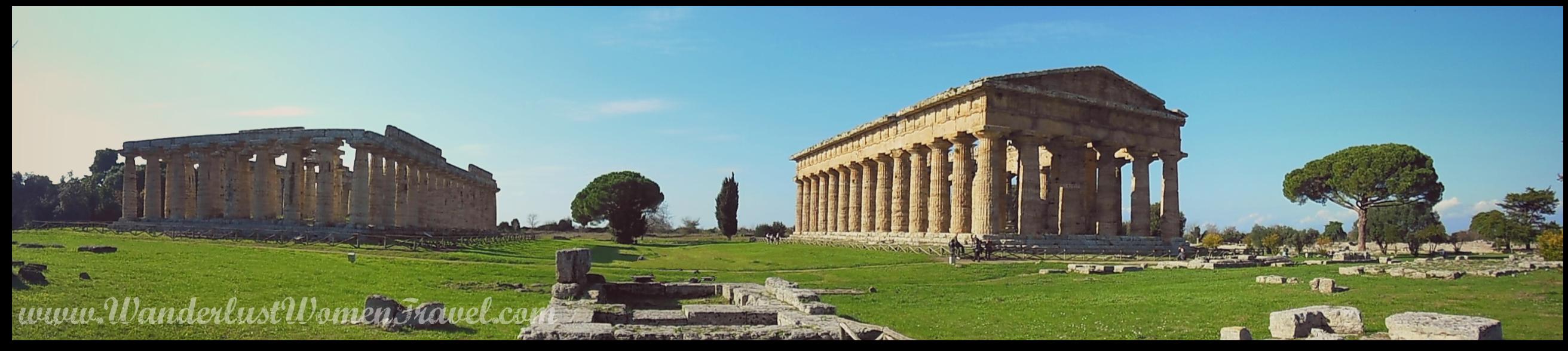 Paestum Panorama
