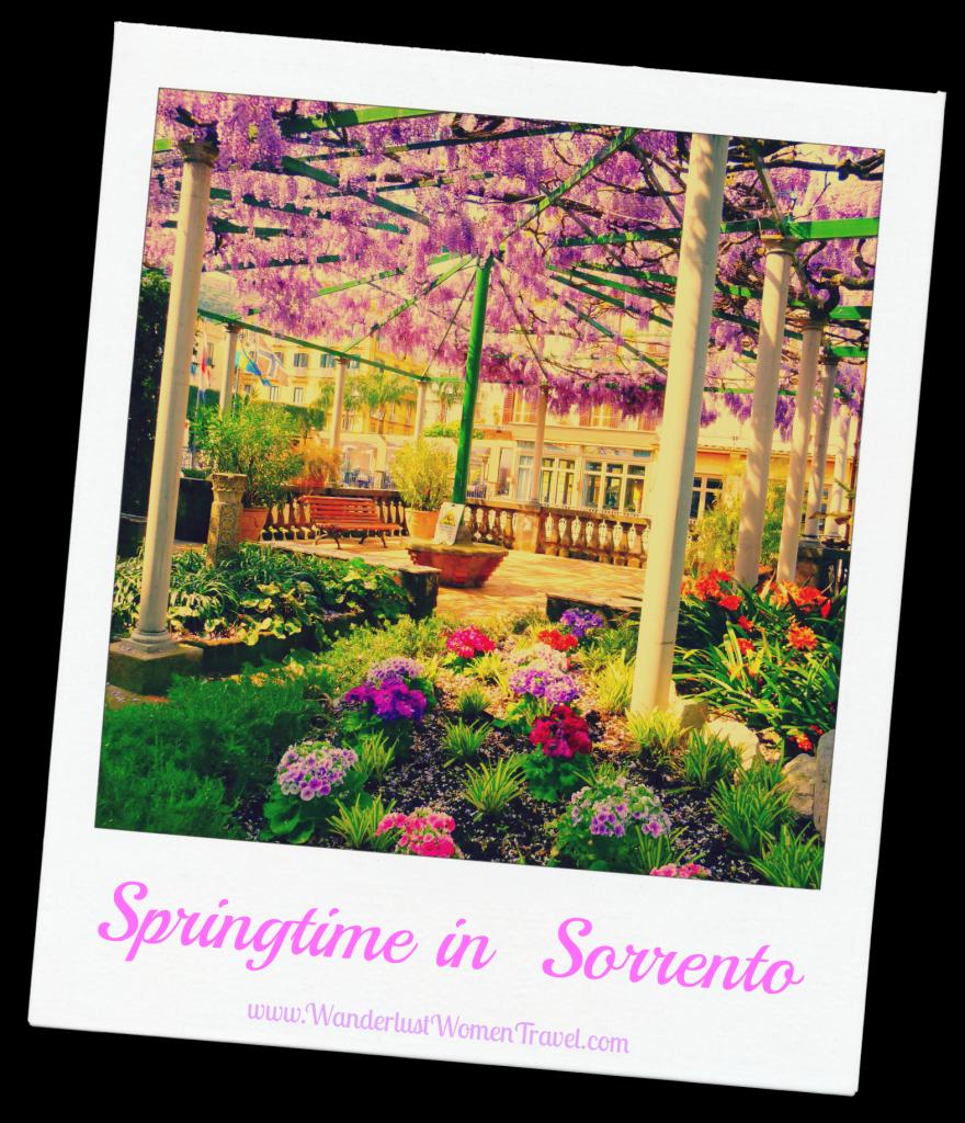 Springtime in Sorrento