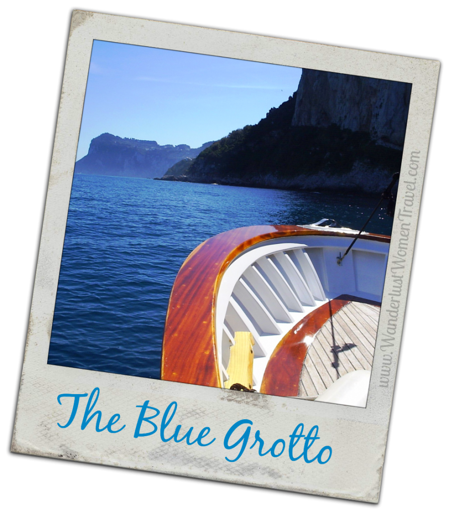 Blue Grotto Boat Ride