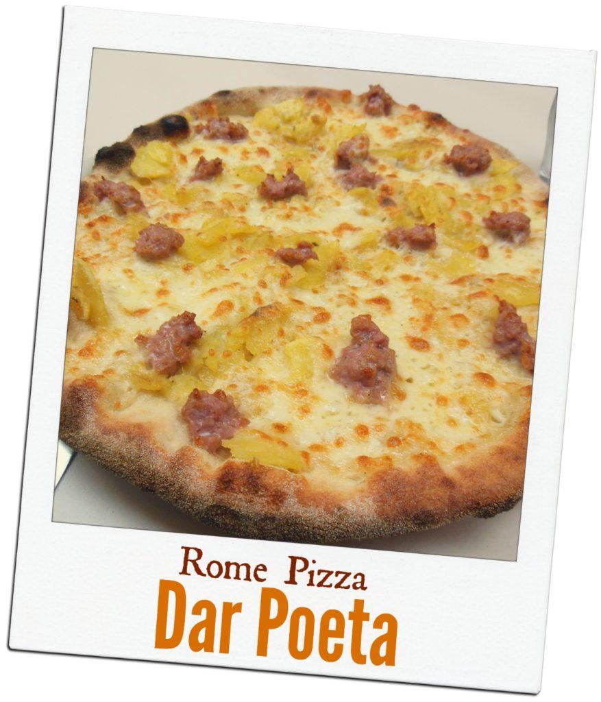 Rome Pizza Dar Poeta