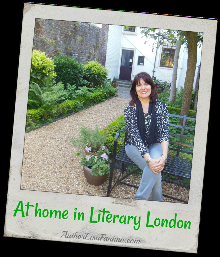 Author Lisa Fantino Literary London
