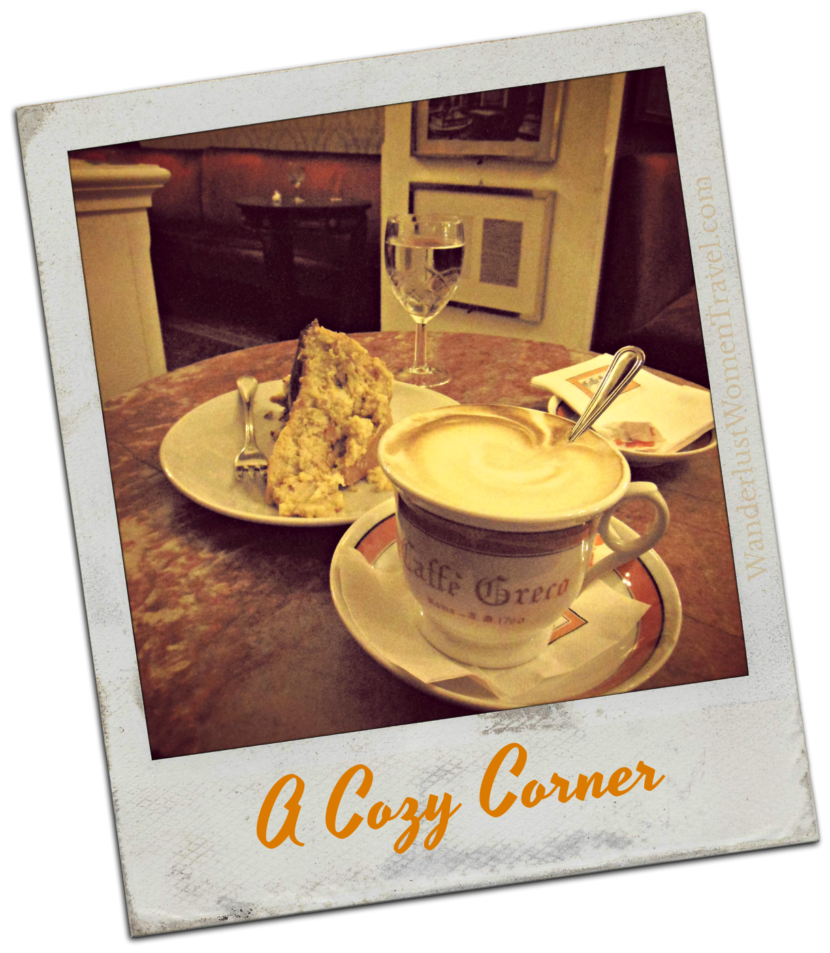 Antico Caffe Greco Rome