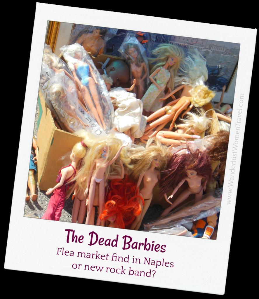 Barbie Collectibles Naples Flea Market