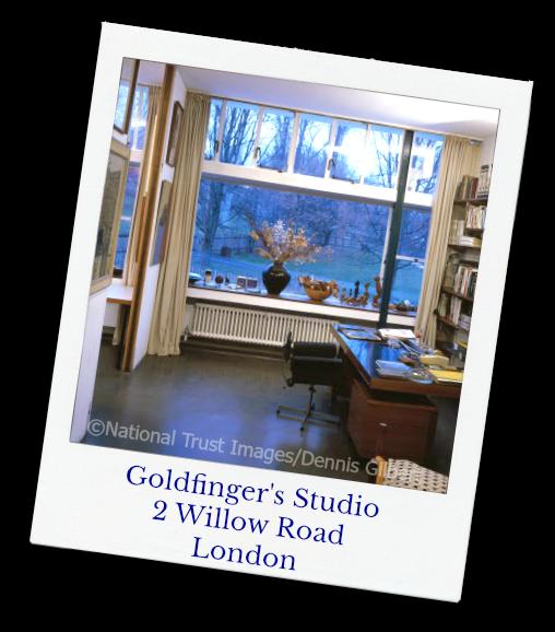 Goldfinger Studio London