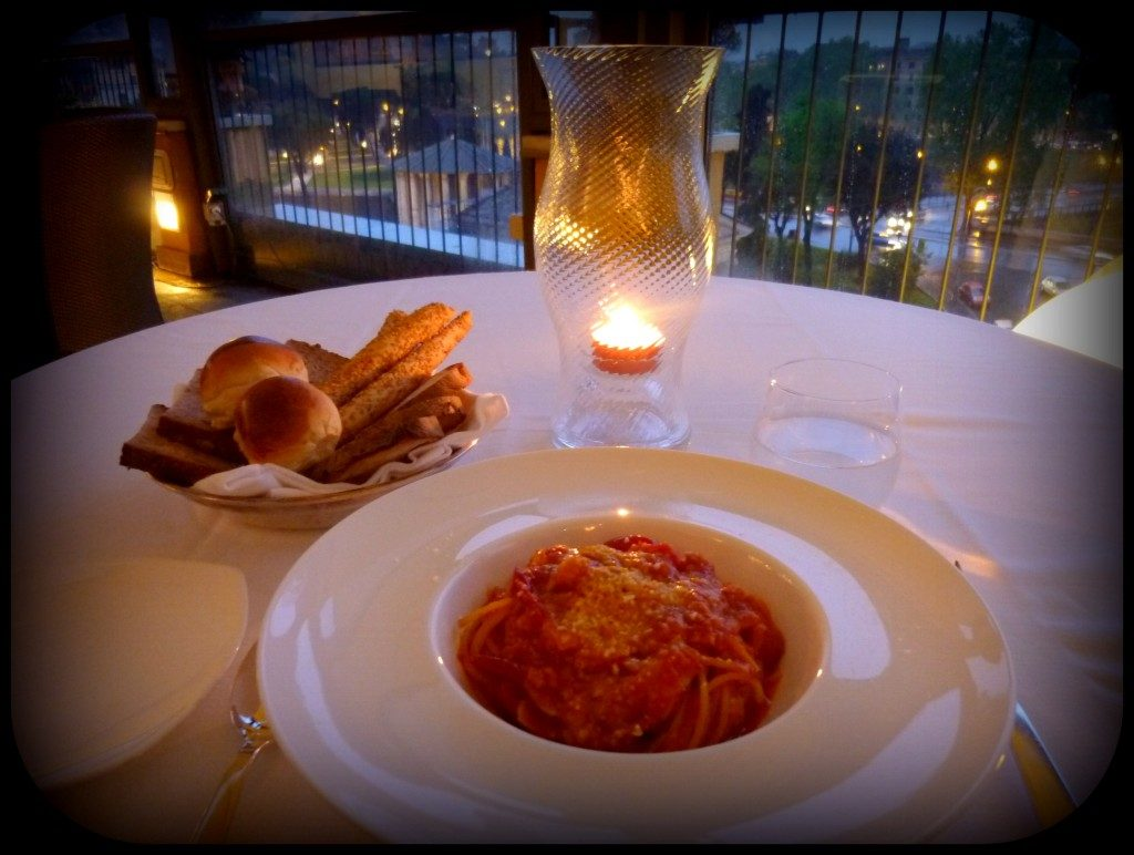 L'Amatriciana Circus Rooftop Rome