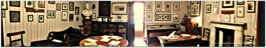 Literary London Carlyle House