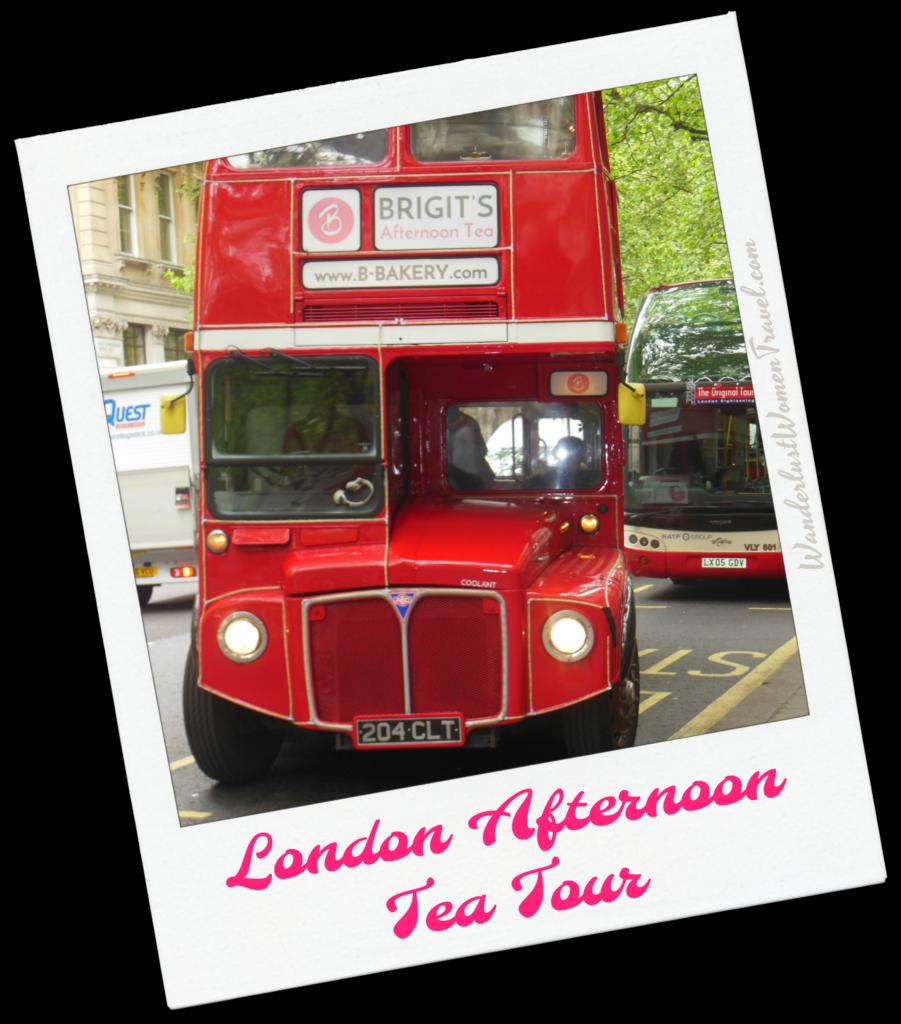 Unique London Tea