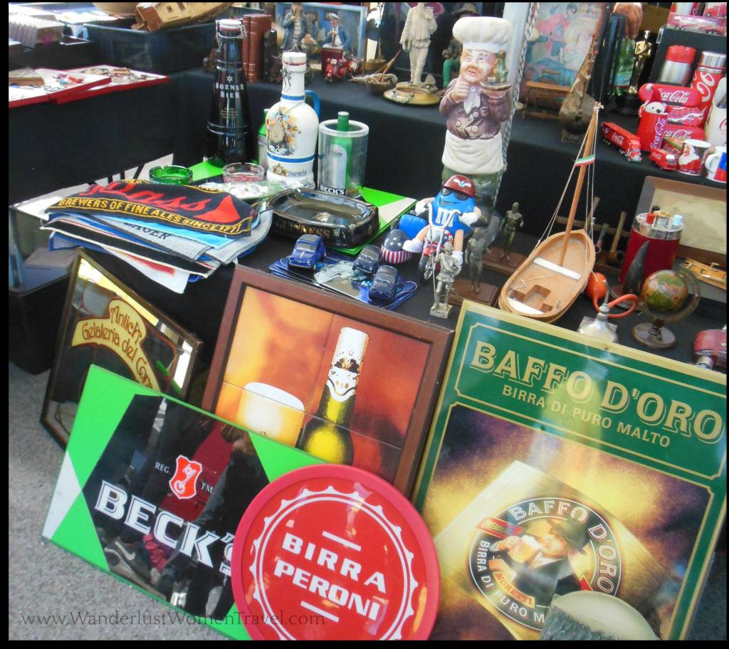 Mercato delle Pulci Naples Flea Market