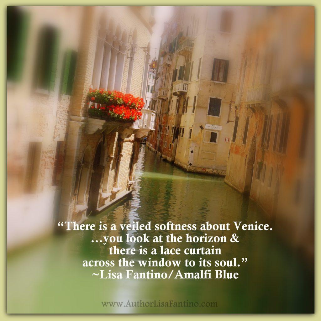 Fantino on Venice