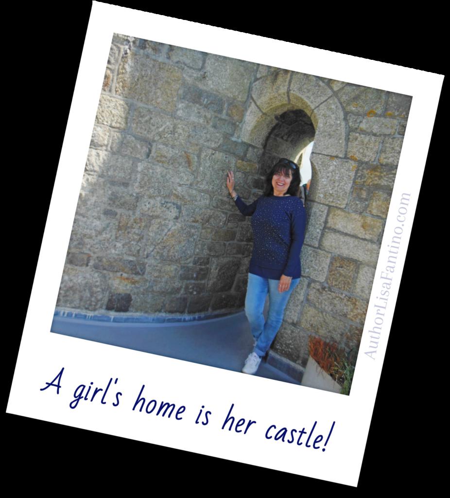 Author Lisa Fantino Cornwall