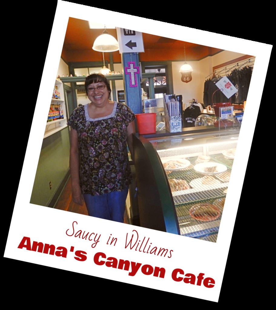 Anna's Canyon Cafe