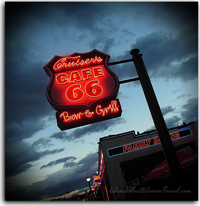 Cruisers Cafe Route 66