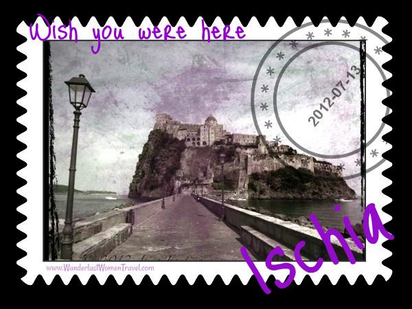 Ischia Castello Aragnoese